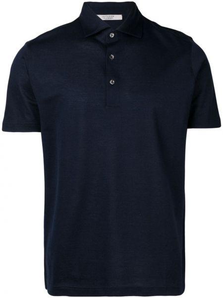 Рубашка с короткими рукавами на пуговицах La Fileria For D'aniello