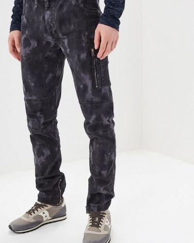 Черные брюки повседневные Mezaguz