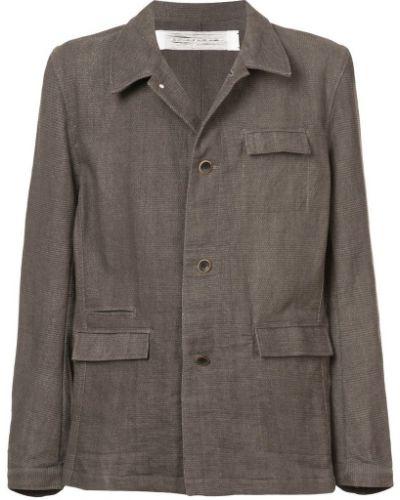 Куртка милитари льняная Individual Sentiments