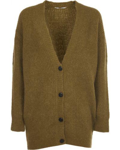 Brązowy sweter Pomandere