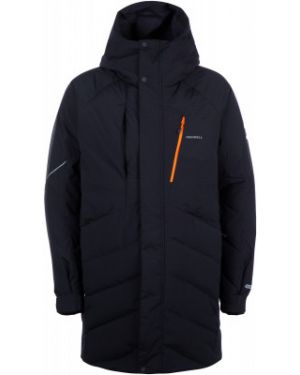 Зимняя куртка с капюшоном черная Merrell