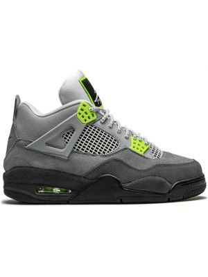 Баскетбольные черные кроссовки беговые на каблуке сетчатые Jordan