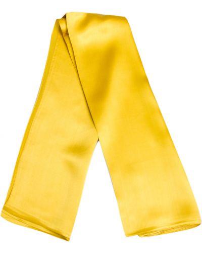 Żółta szal Allora