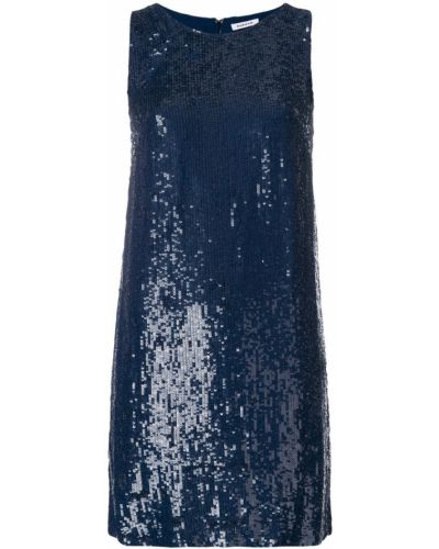 Платье мини с пайетками шифт P.a.r.o.s.h.