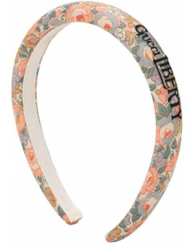 Bawełna bawełna różowy opaska na głowę Gucci