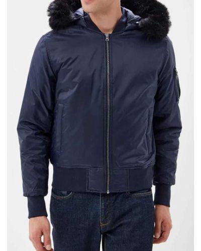 Куртка - синяя Urban Classics
