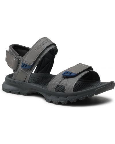 Szare sandały na lato Merrell