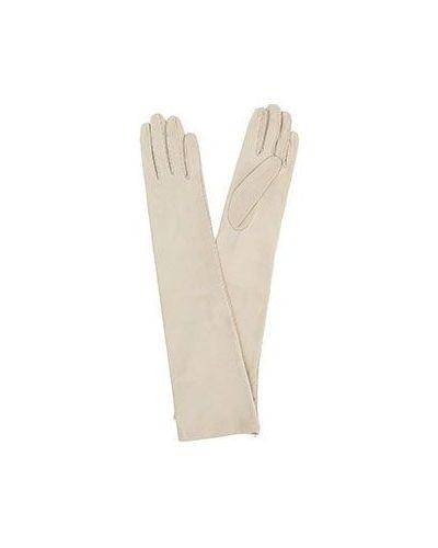 Перчатки длинные с жемчугом Sermoneta