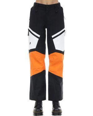 Spodnie - pomarańczowe Peak Performance