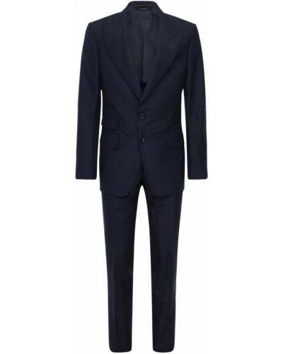 Шелковый костюм Tom Ford