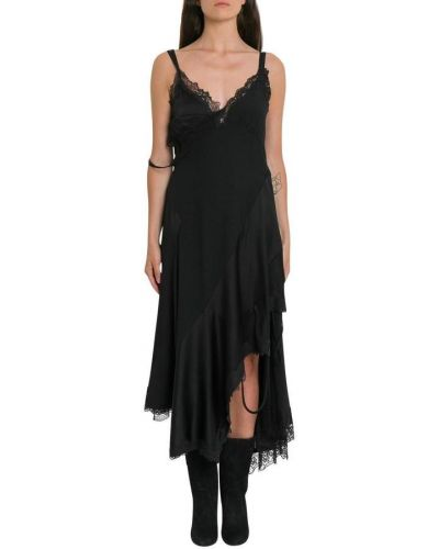 Czarna sukienka Monse