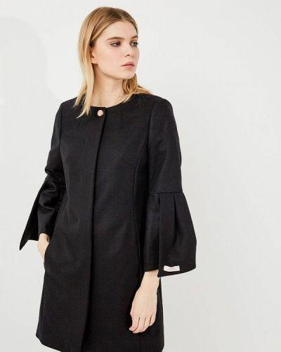 Черное пальто весеннее Ted Baker London