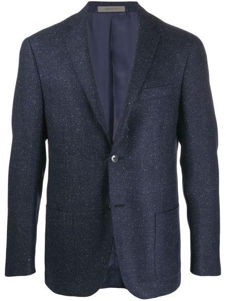 Классический пиджак с карманами на пуговицах Corneliani