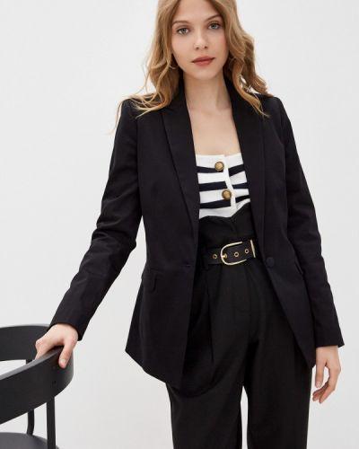 Черный пиджак Naf Naf