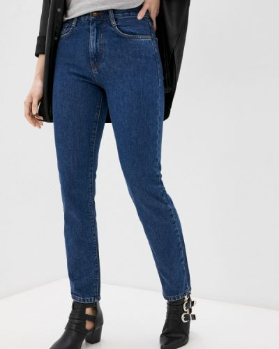 Синие зауженные джинсы Lee Cooper