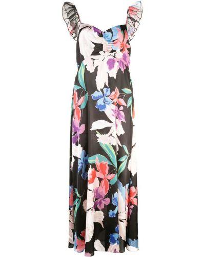 Расклешенное платье миди Jill Stuart