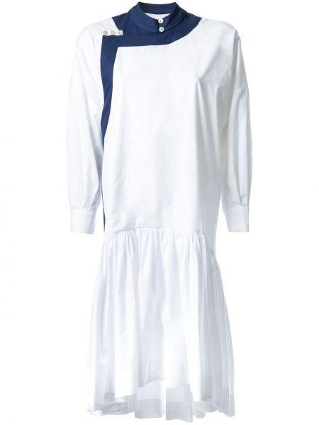 Платье с кисточками шифт Antonio Marras
