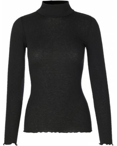 Czarny sweter Rosemunde