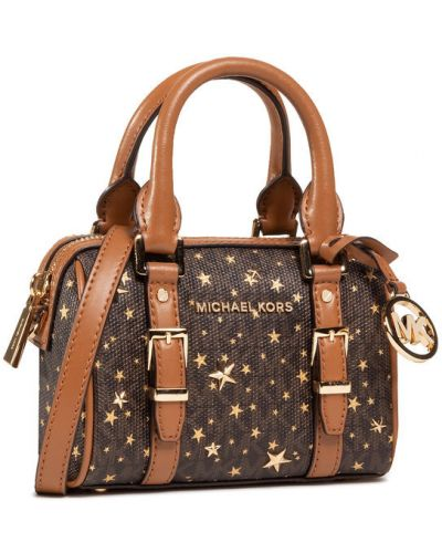 Brązowa torba podróżna Michael Michael Kors