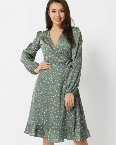 Платье с запахом осеннее Verna Sebe
