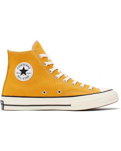 Топ - оранжевый Converse