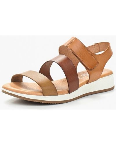 Коричневые сандалии Dali