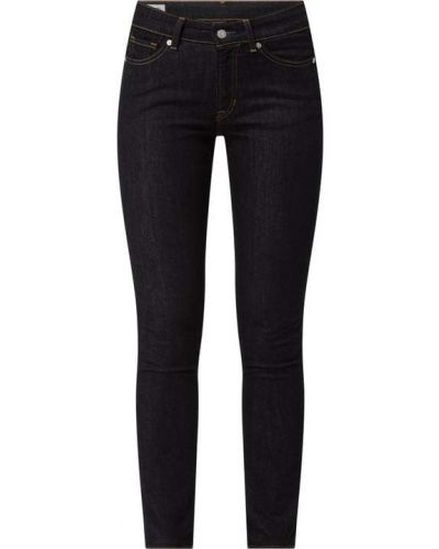 Mom jeans bawełniane - niebieskie Kings Of Indigo