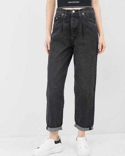 Мешковатые синие джинсы Calvin Klein Jeans