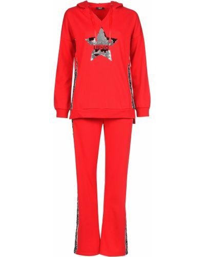 Спортивный костюм красный Liu Jo