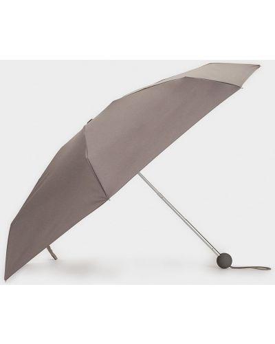 Зонт мини серый Parfois