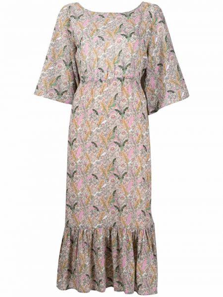 Платье с открытой спиной Ba&sh