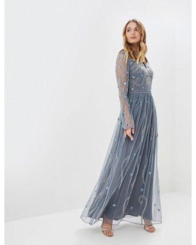 Вечернее платье осеннее Frock And Frill