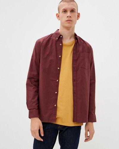 Красная рубашка с длинными рукавами Marks & Spencer