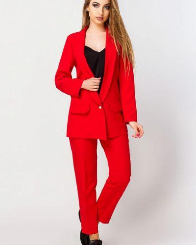 Красный костюм Leo Pride