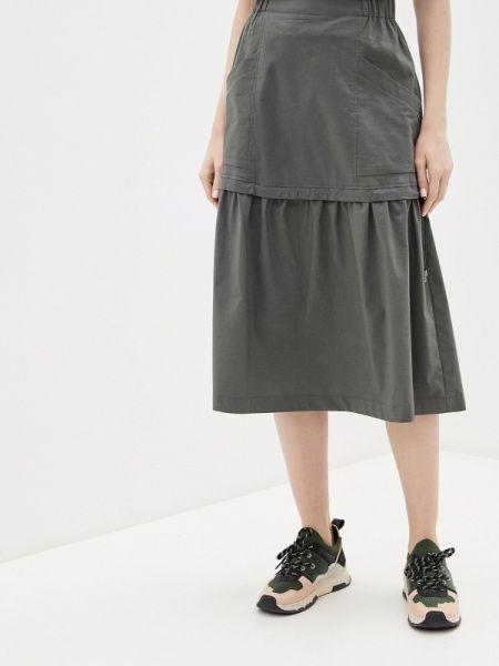 Платье зеленый весеннее Helmidge