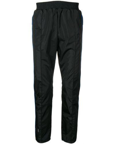 Спортивные брюки черные с карманами Unravel Project