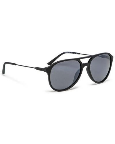 Czarne okulary Calvin Klein Jeans