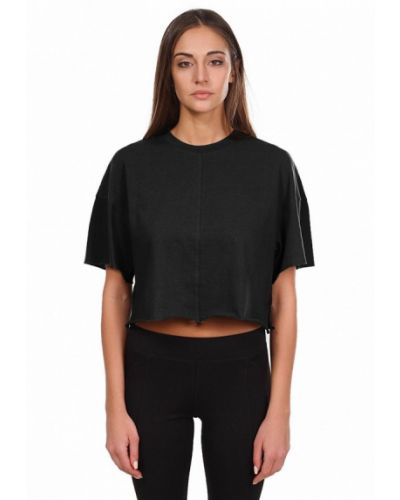Черная футболка Fusion