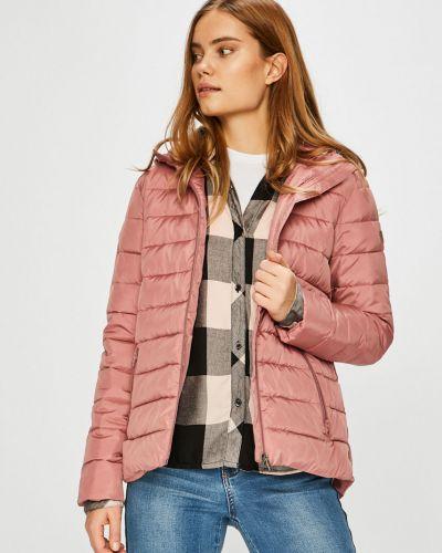 Куртка с капюшоном стеганая с карманами Roxy