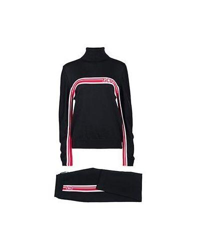 Черный спортивный костюм Gcds