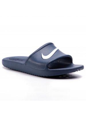 Biały klapki Nike
