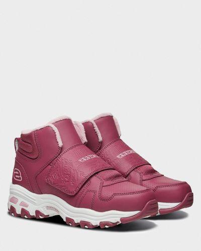 Флисовые повседневные ботинки Skechers