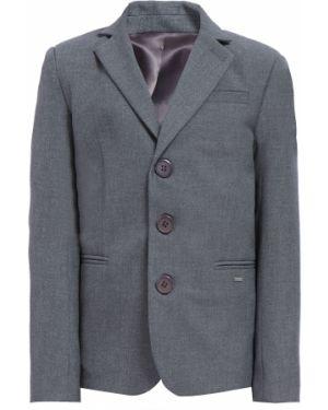 Серый пиджак с подкладкой Finn Flare