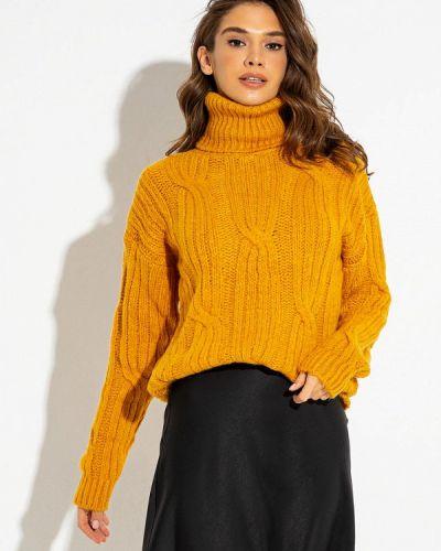 Желтый свитер Itelle