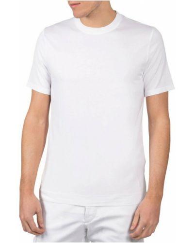 Biała t-shirt Fedeli