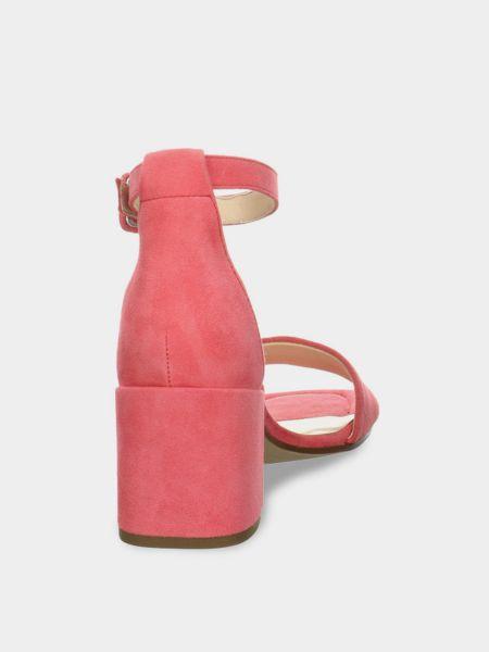 Босоножки - розовые Hogl