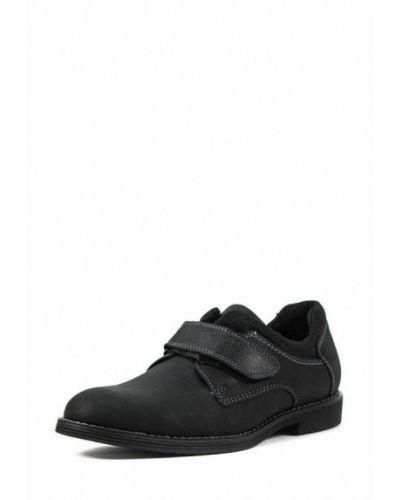 Туфли черные Mida