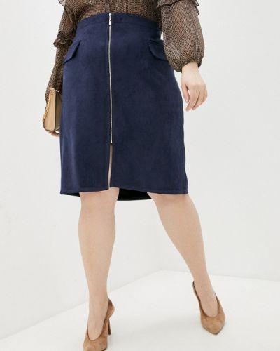 Синяя юбка Prewoman
