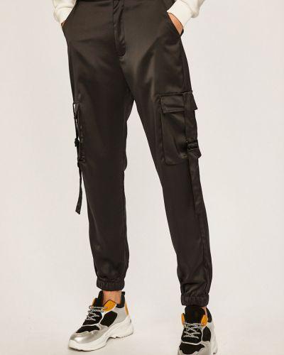 Spodnie z wzorem Kobza Answear