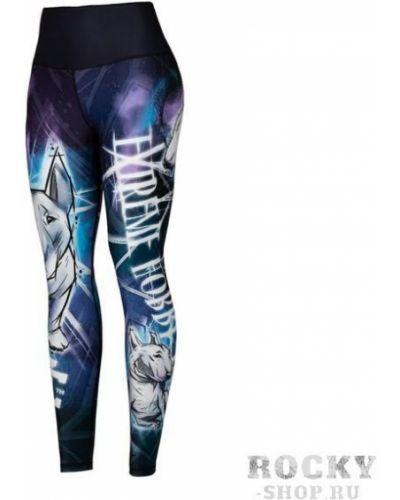 Трикотажные спортивные брюки свободного кроя с поясом Extreme Hobby
